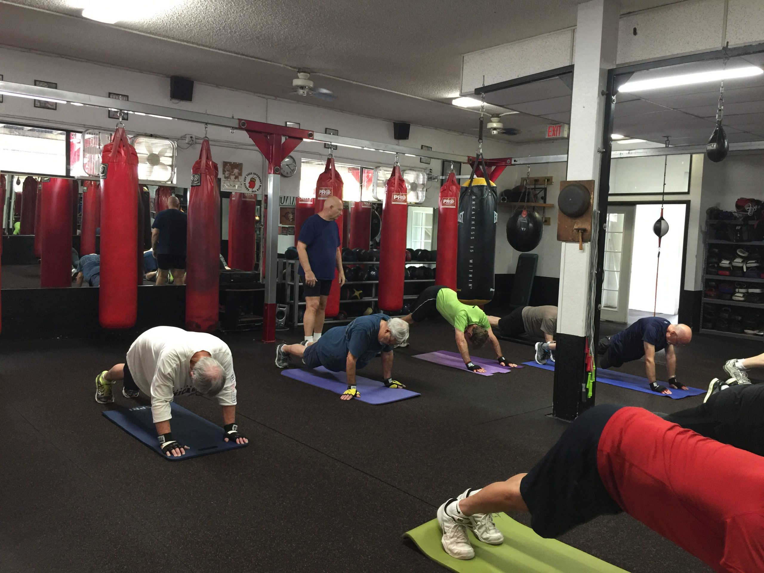 Why Pilates is One of the best physical activities to reduce the symptoms of Parkinson's