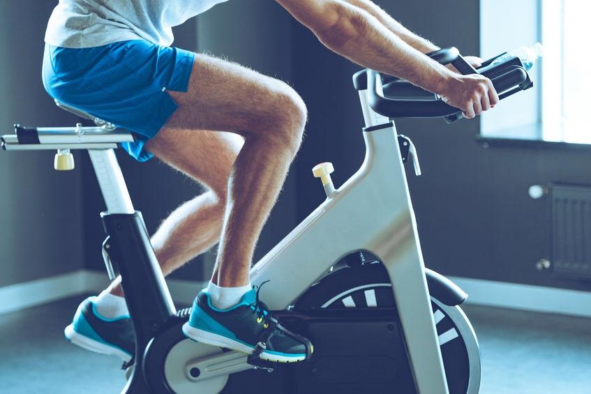 Can biking really keep you…?